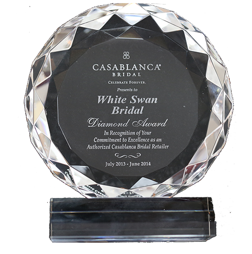 Casablanca: Platinum Award 2013-2014