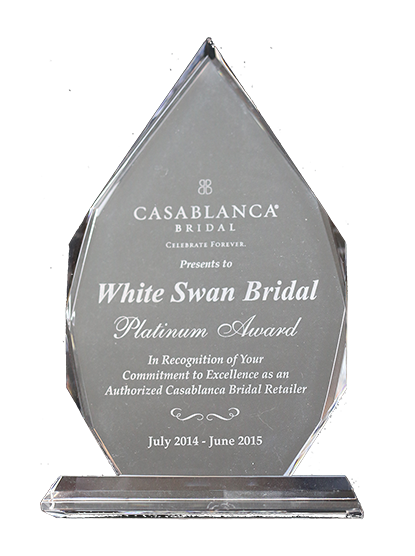 Casablanca: Platinum Award 2014-2015